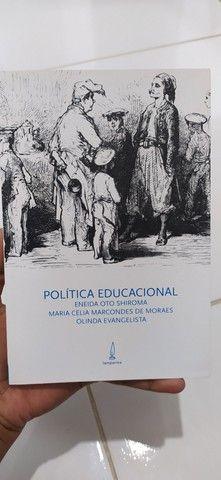 Livro Política Educacional