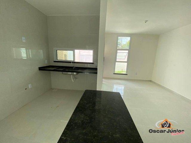 Casa com 3 dormitórios à venda, 86 m² por R$ 235.000,00 - Centro - Eusébio/CE - Foto 7