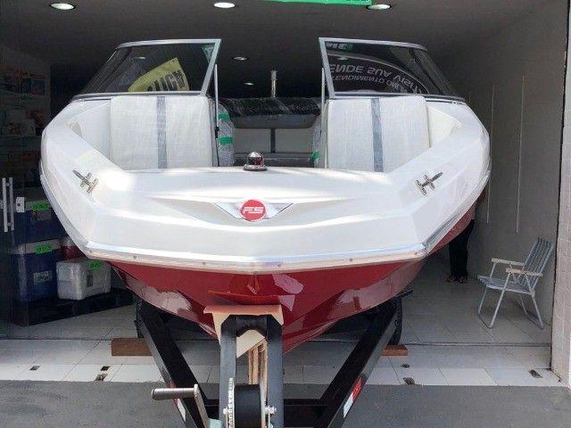 Barco com Motor Yamaha 90 HP  - Foto 2