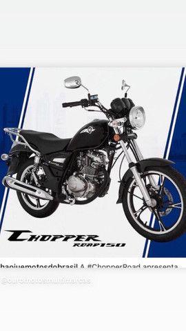 Intruder / Chopper Road 150 zero Suzuki Haojue  - Foto 3