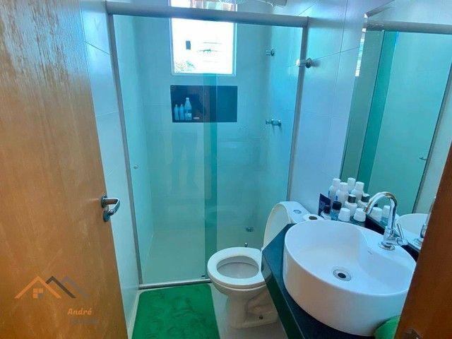 Casa com 3 quartos sendo 01 suite à venda, 98 m² por R$ 595.000 - Planalto - Belo Horizont - Foto 18