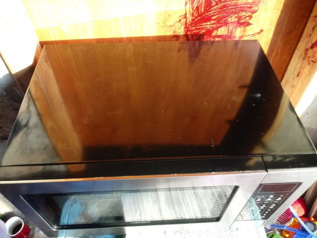 Microondas Philco 30 litros Aço escovado  - Foto 4