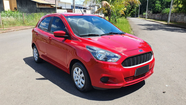 Ford Ka SE 1.0 Flex 2017 Manual Completo (IPVA pago) - Foto 3