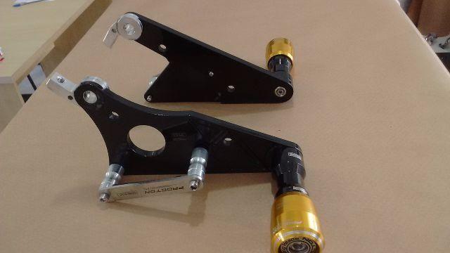 Slider com suporte Honda CBR 600 RR 2010 até 2013 - Foto 2