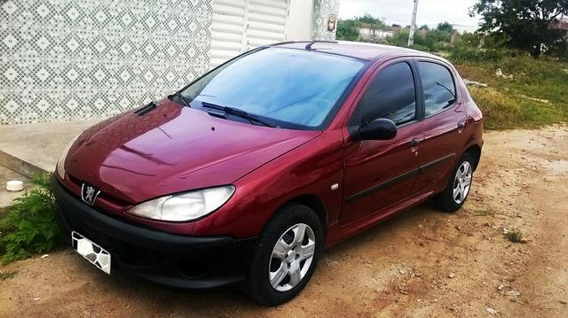 PEUGEOUT 206 AR / TRAVA / PELÍCULA / COM MP3 E USB