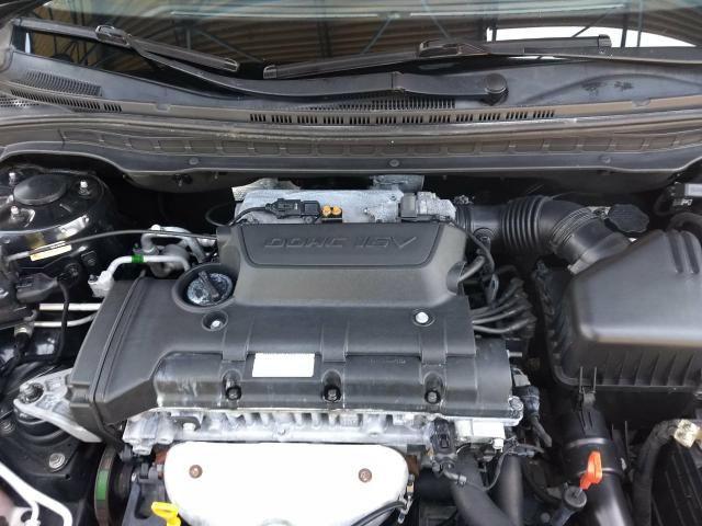 Hyundai i30 2010 automático top com teto - Foto 16