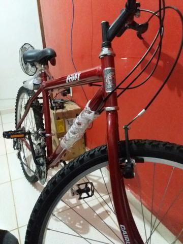 Bicicleta de macha Cairu zerada