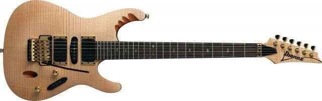 Guitarra Ibanez Egen 8 nova de mostruario