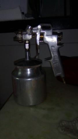 Pistola de pintura ssp-A