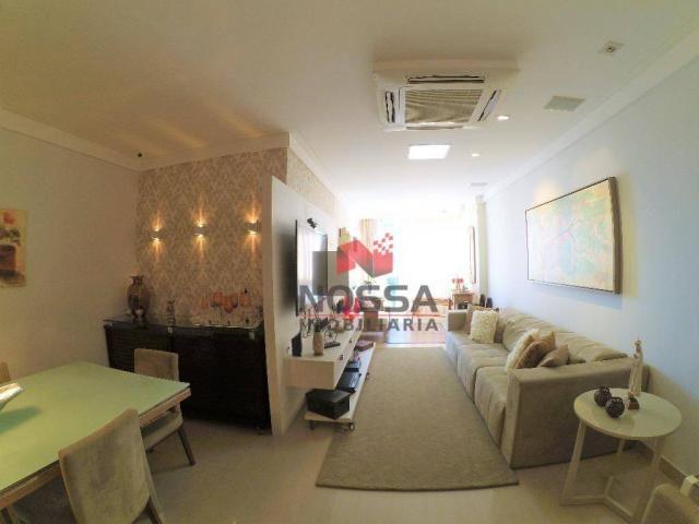 Apartamento 4 quartos com 2 suítes na Praia do Canto, Vitória.