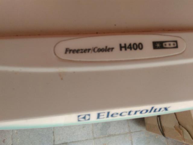 Vendo freezer Electrolux h400