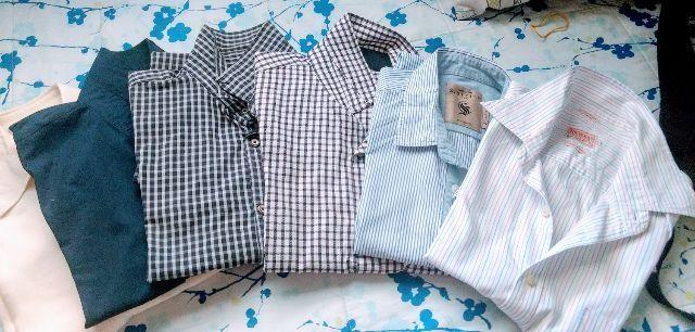 Camisas Sociais - Promoção