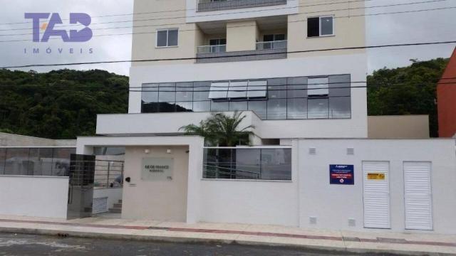Apartamento residencial à venda, Carvalho, Itajaí.