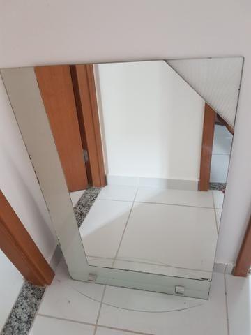 Espelho para banheiro!