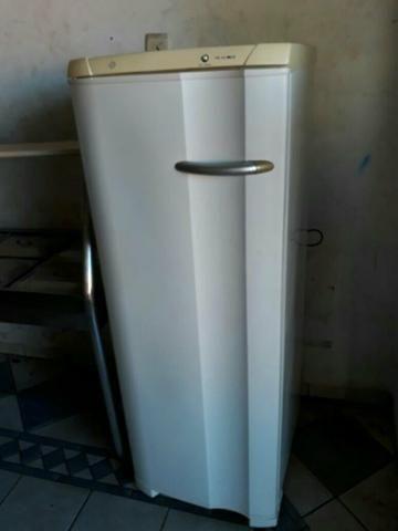 Freezer vertical Electrolux 6 gavetas 110 v classe a , 220 litros