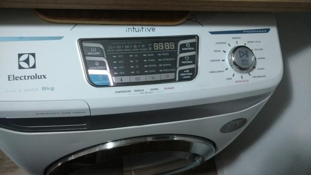 Lavadora e secadora intuitive 9kg (lsi09) 220v