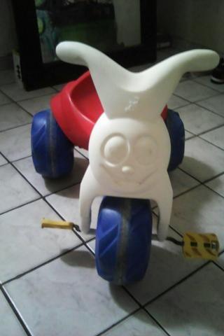 Velocípede ou triciclo