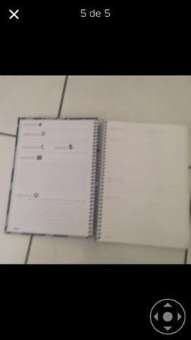 Kit 3 cadernos escolares novos!!!