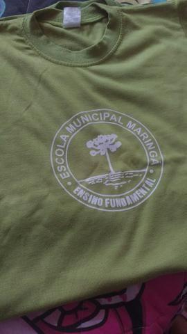 Uniforme Escola Maringá