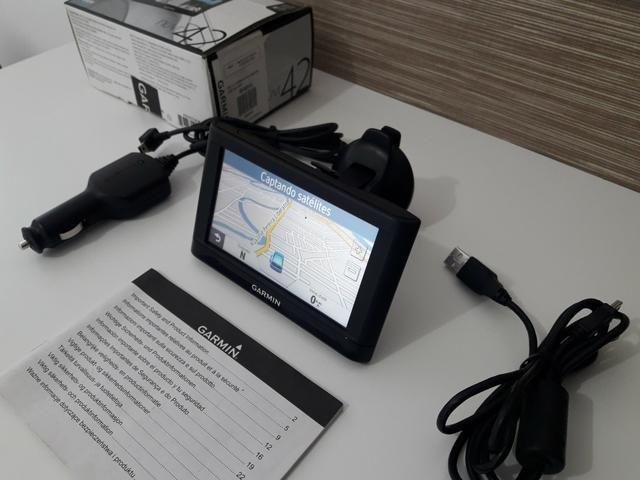 GPS garmin nuvi42