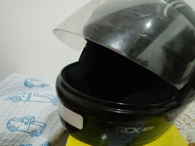 Vendo capacete n58