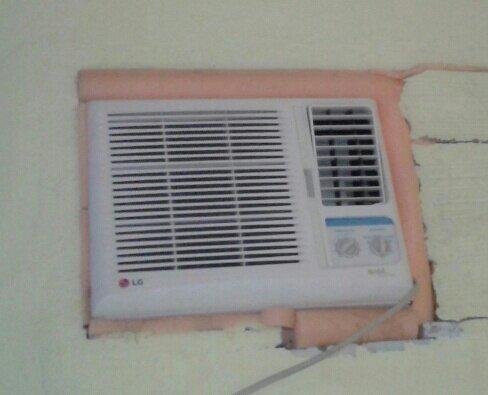 Ar condicionado LG 110v