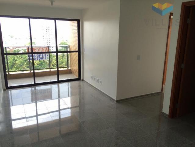 Ed. Villa Bella Apartamento residencial à venda, Poço, Maceió.
