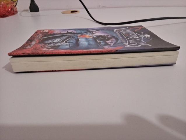 Vampiratas: Demônios do Oceano (Livro 1) - Foto 4