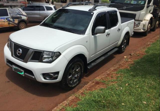 Nissan Frontier Attack 4x2