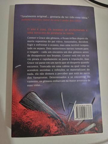 Vampiratas: Demônios do Oceano (Livro 1) - Foto 2