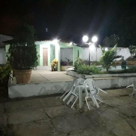 Casa com piscina para Natal, fins de semana e mensal - Foto 9