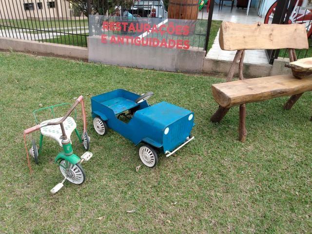 Brinquedos antigos e restaurações - Foto 3