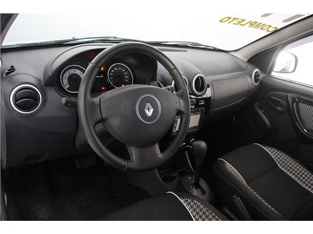 Renault Sandero 1.6 stepway tweed 16v flex 4p automático - Foto 8