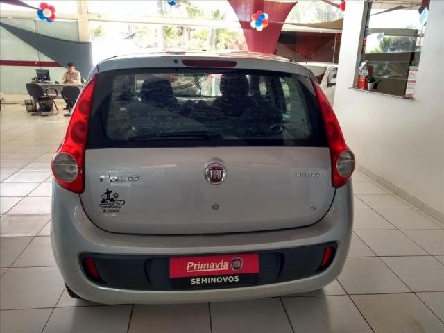 FIAT PALIO 1.4 MPI ATTRACTIVE 8V FLEX 4P MANUAL - Foto 4
