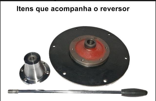 Reversor Marítimo Motor Mwm 3 E 4 Cilindros Ate 80cv - Foto 2