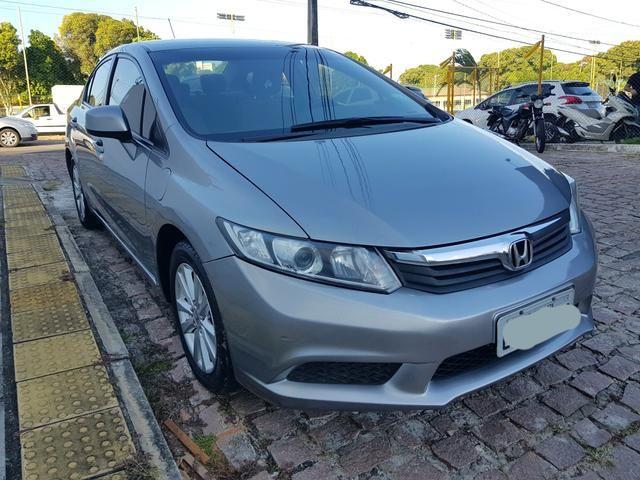 Honda Civic LXS 2014 - Foto 6