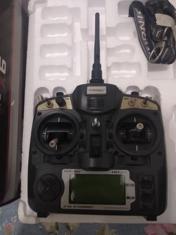 Rádio turnigy 9x - Foto 5
