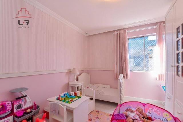 Apartamento com 3 dormitórios à venda, 79 m² por R$ 310.000,00 - Bacacheri - Curitiba/PR - Foto 16