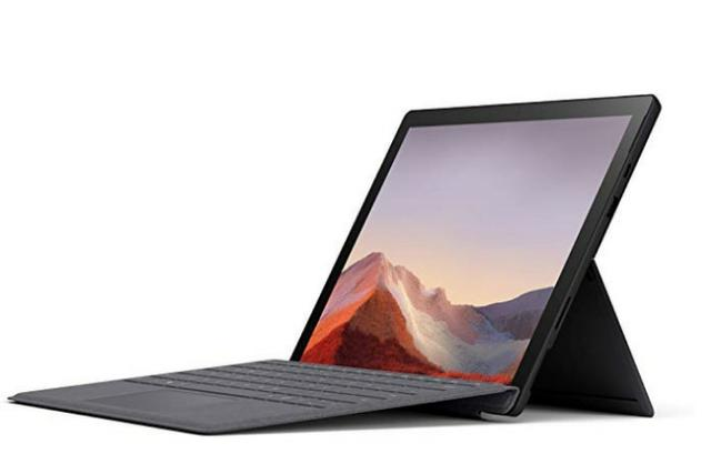 Surface Pro 7 - 12.3'' Touch-Screen i5 8Gb Ram - 256 SSD - Foto 2