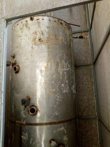 Boiler aço-inox/tanque/reservatório/aquecimento solar de água