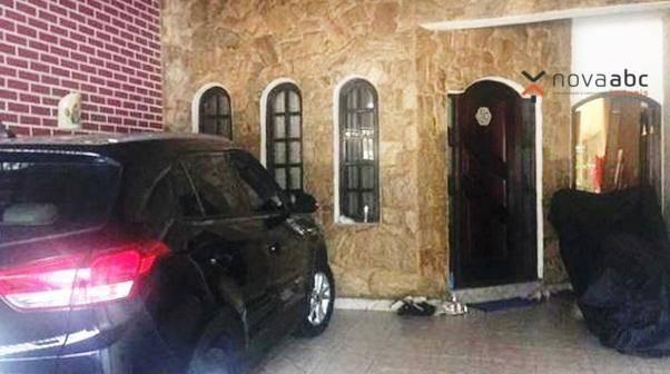 Sobrado com 3 dormitórios à venda, 220 m² por R$ 590.000 - Parque Marajoara - Santo André/ - Foto 3