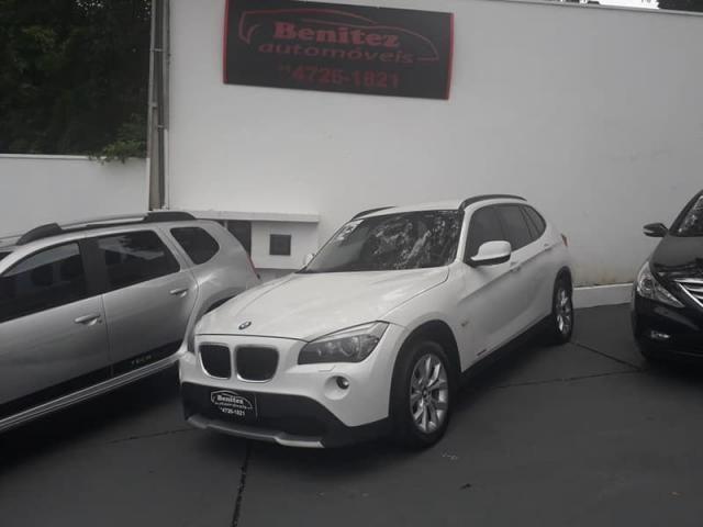 BMW X1 SDRIVE 18I 2.0 AUT 2012