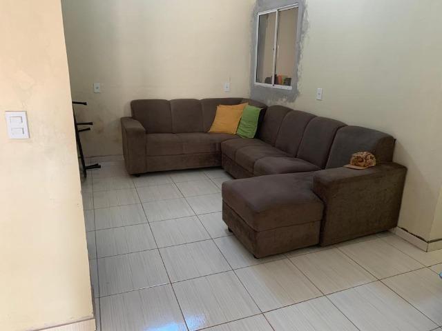 2 Casas em lote na QR 405 Samambaia - Foto 3