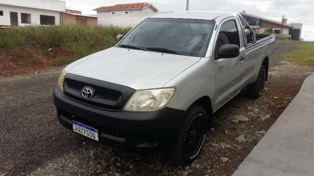 Hilux 2.5 cabine simples