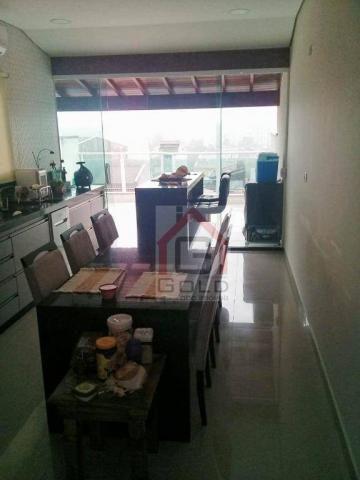 Cobertura residencial à venda, Parque Oratório, Santo André. - Foto 19