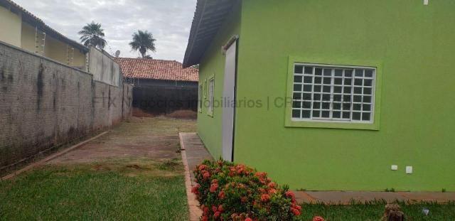 Casa à venda, 3 quartos, 2 vagas, vila vilas boas - campo grande/ms
