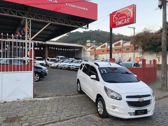 Gm- Chevrolet Spin LTZ 2017 AUT. 7 Lugares