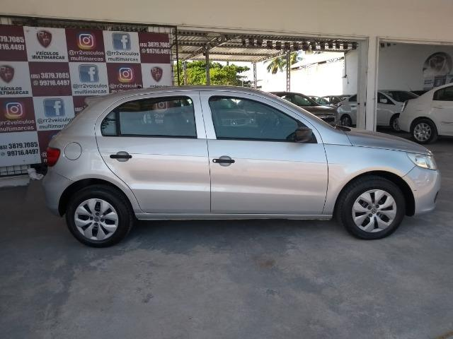 VW - Gol Trend 1.0 Flex, Ar, Dh, Vid, Trava, Som, Pneus Novos, Revisado, Garantia - Foto 5