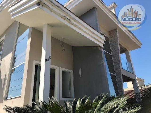 Sobrado com 4 dormitórios à venda, 253 m² por R$ 650.000,00 - João Costa - Joinville/SC - Foto 2