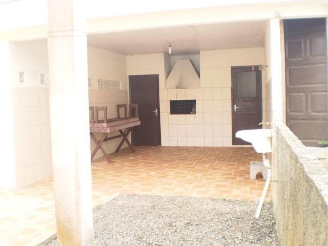 Casa em itapoá SC av. brasil 50m da praia para 8 pessoas - Foto 8